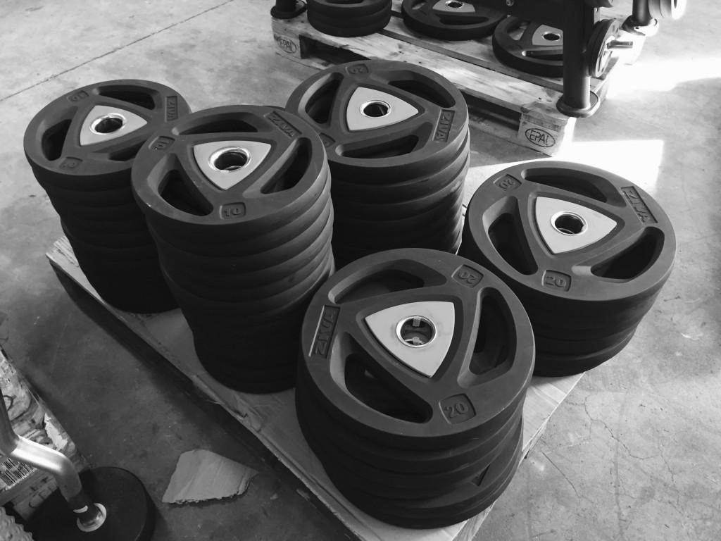 Matériel de fitness pro / Linge de maison