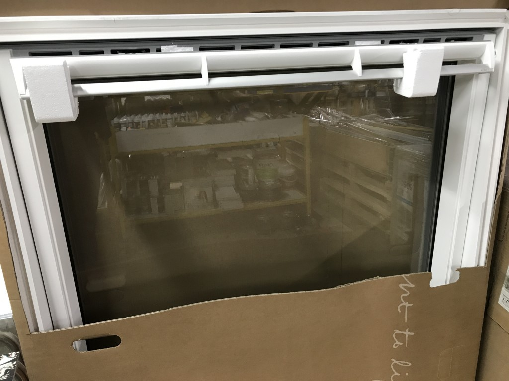 Fenêtres de toit / Peinture