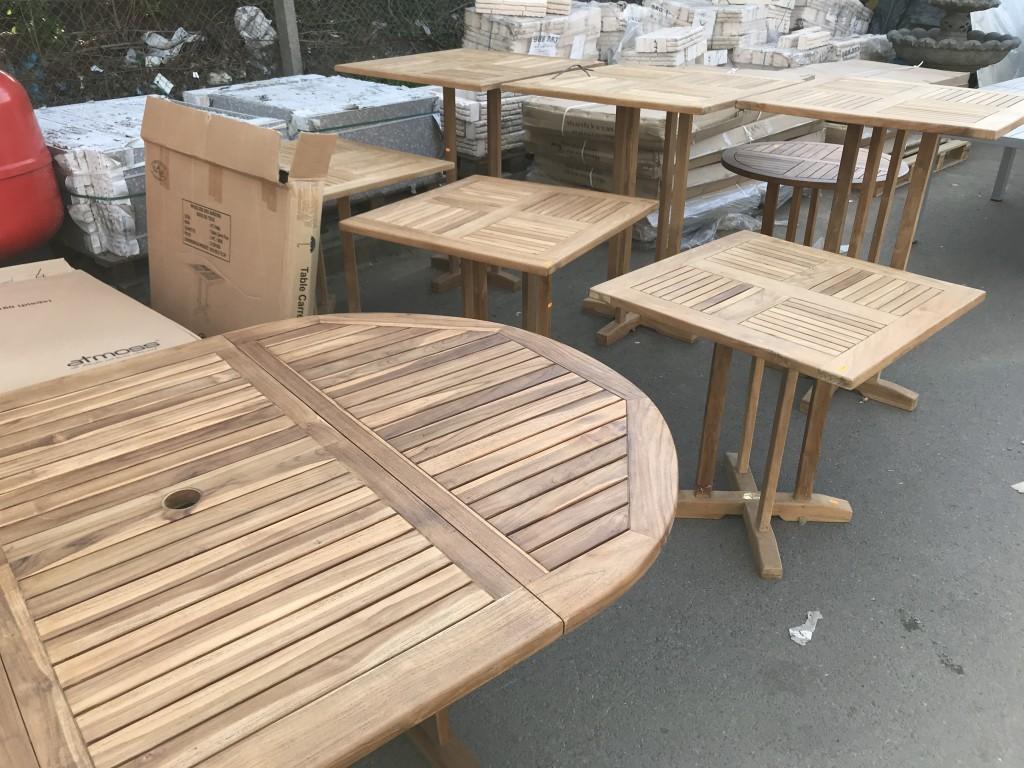 Matériels électriques / Mobiliers de jardin