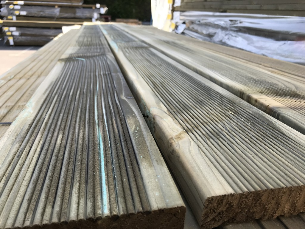 Bricolage / Plancher terrasse