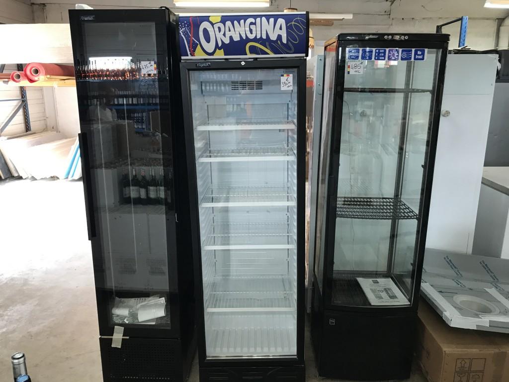 Vitrines réfrigérées