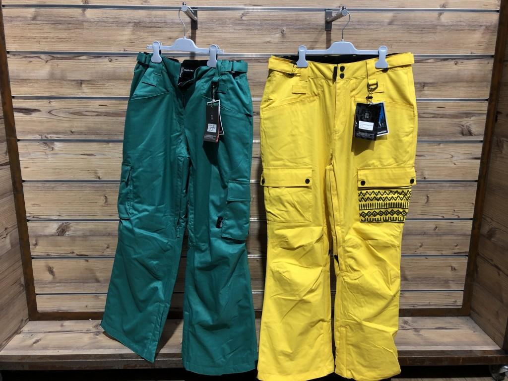 Sanitaire / Vêtements de ski / Hygiène