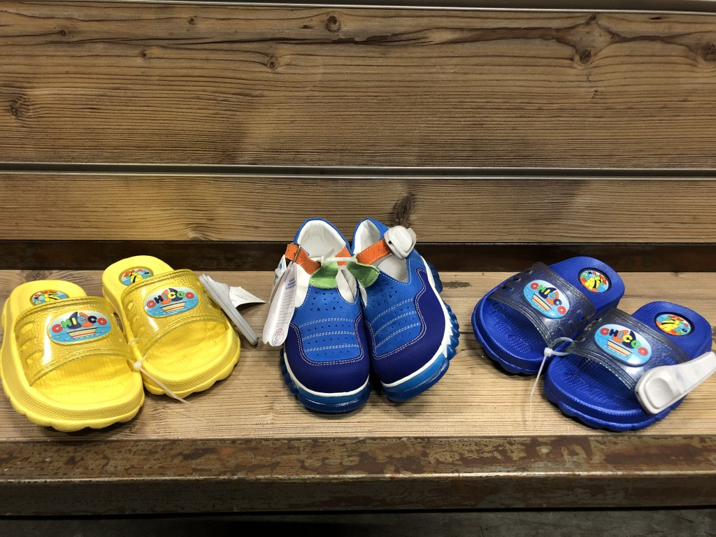 Chaussures ; Parka de travail ; Panneau LED