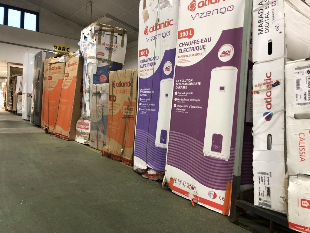 Matériels sanitaires et électriques