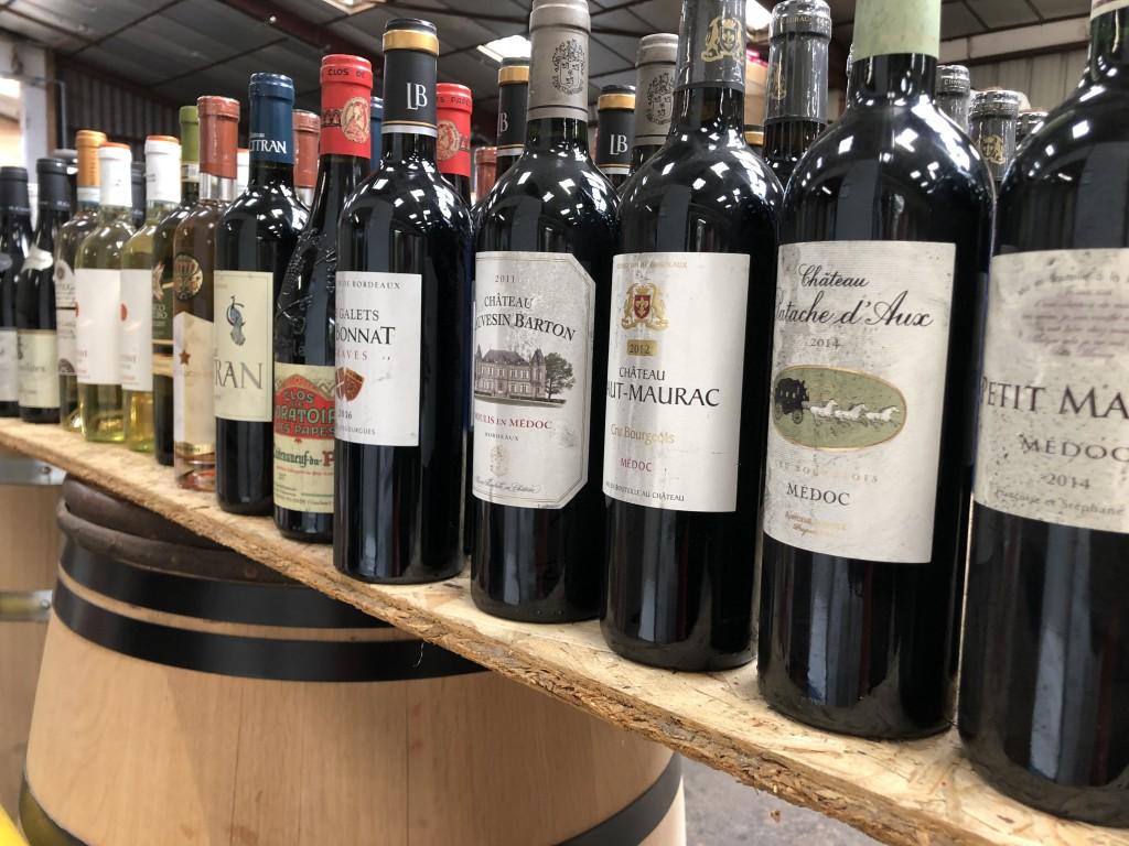 Alimentaire / Boissons / Vins (Suite)