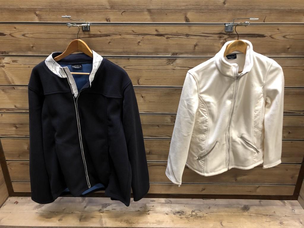 Vêtements marins / Clin / Plancher terrasse