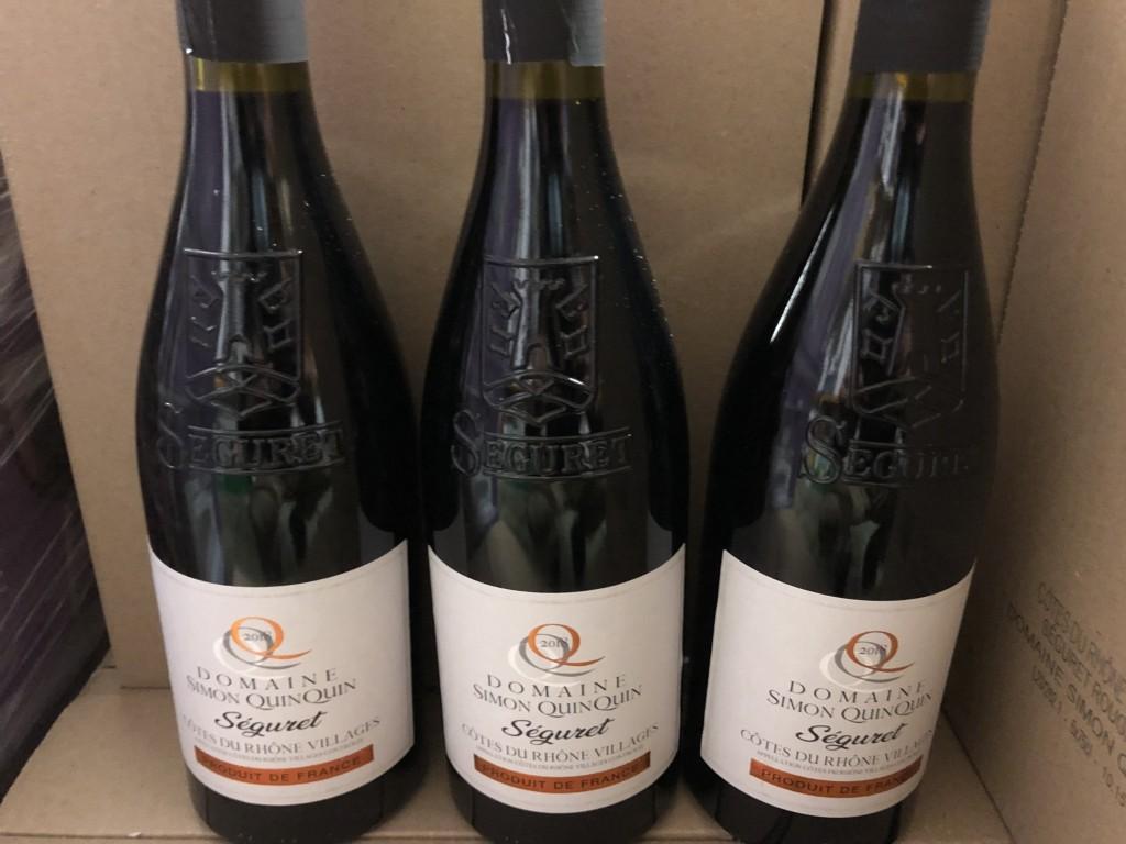 Sirop / Vins