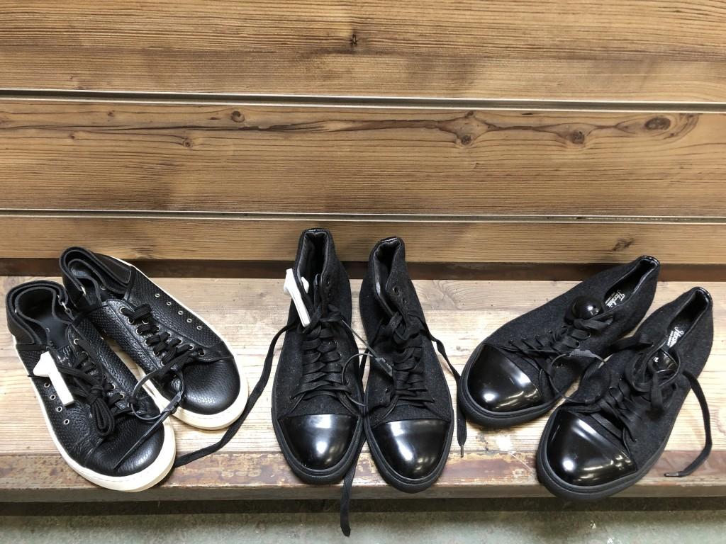 Chaussures / Blouson cuir