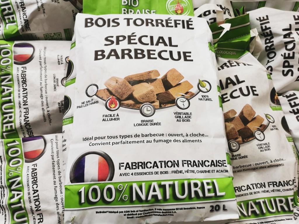 Bois pour barbecue / Canapés (suite)